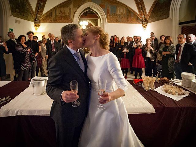 Il matrimonio di Filippo e Raffaella a Carimate, Como 18