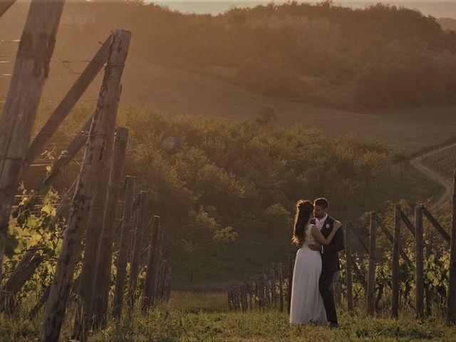 Le nozze di Serena e Federico