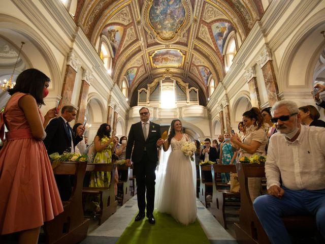 Il matrimonio di Marco e Maria Rita a Scafati, Salerno 20