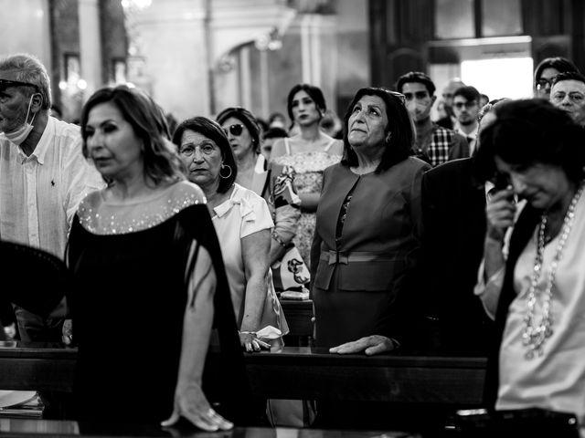Il matrimonio di Marco e Maria Rita a Scafati, Salerno 21