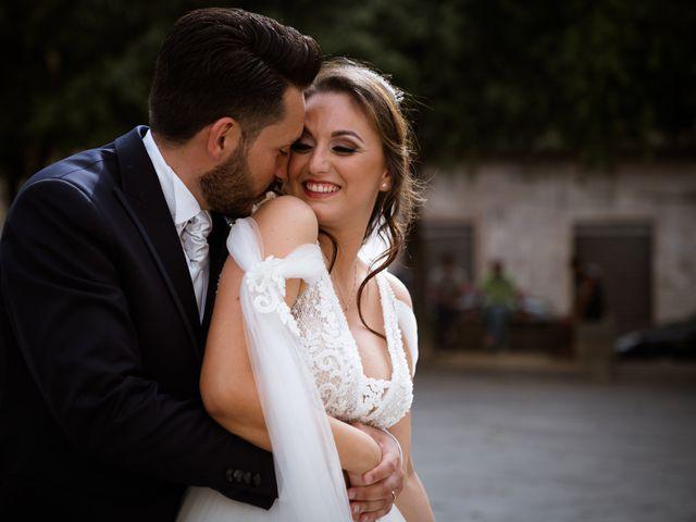 Il matrimonio di Marco e Maria Rita a Scafati, Salerno 23