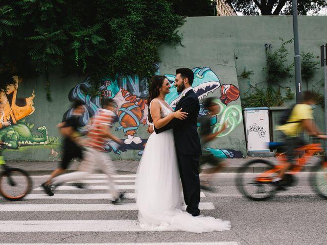 Le nozze di Maria Rita e Marco