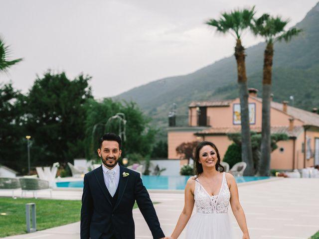 Il matrimonio di Marco e Maria Rita a Scafati, Salerno 32