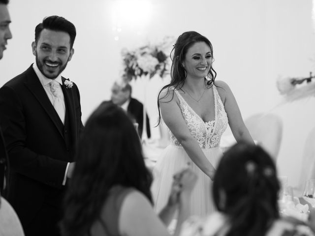 Il matrimonio di Marco e Maria Rita a Scafati, Salerno 35
