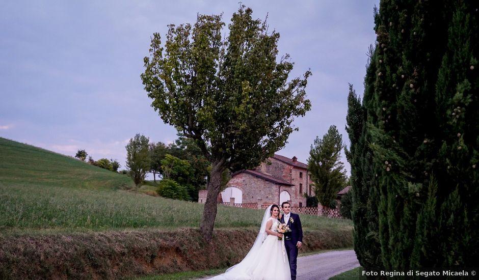 Il matrimonio di Davide e Debora a Lomello, Pavia