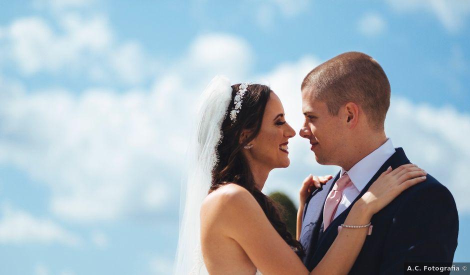 Il matrimonio di James e Samanta a Coccaglio, Brescia