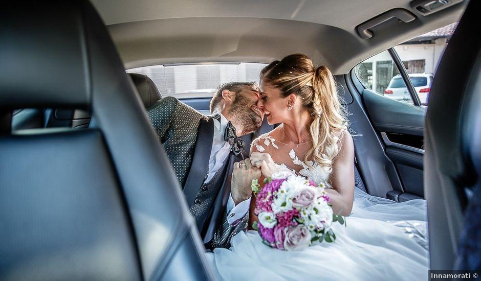 Il matrimonio di Nicolò e Sara a Roccafranca, Brescia