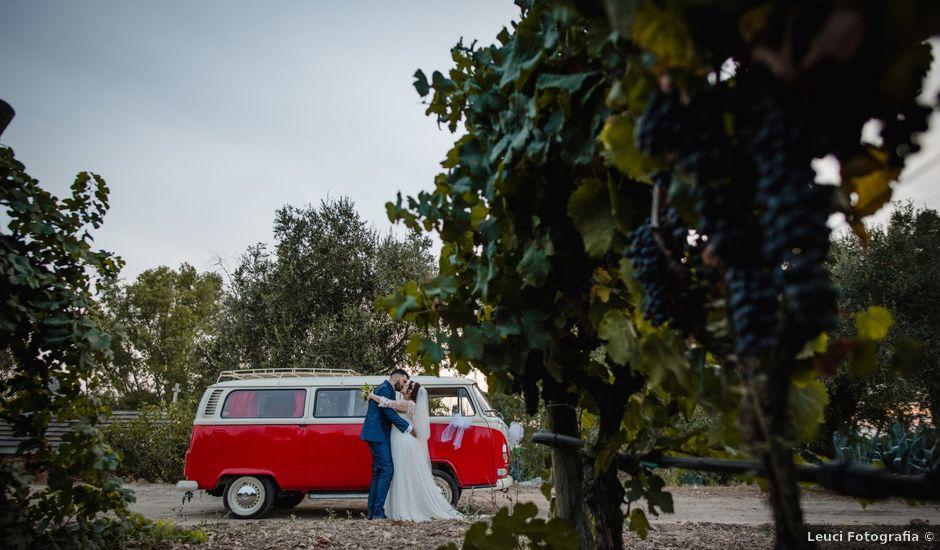 Il matrimonio di Pasquale e Anna a Cellino San Marco, Brindisi
