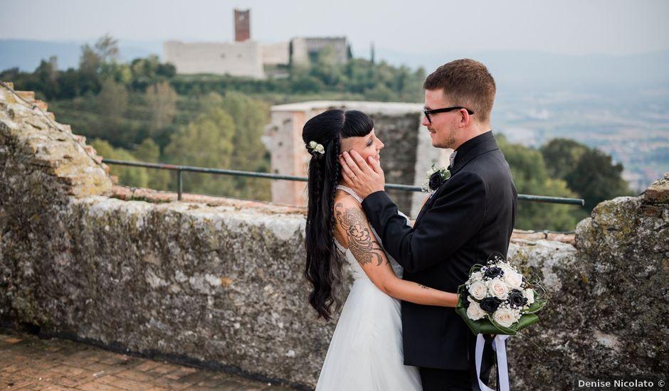 Il matrimonio di Alberto e Erika a Montecchio Maggiore, Vicenza