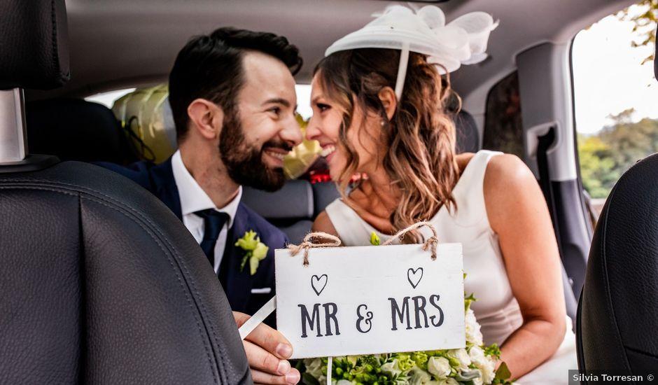 Il matrimonio di Valerio e Marina a Arzignano, Vicenza