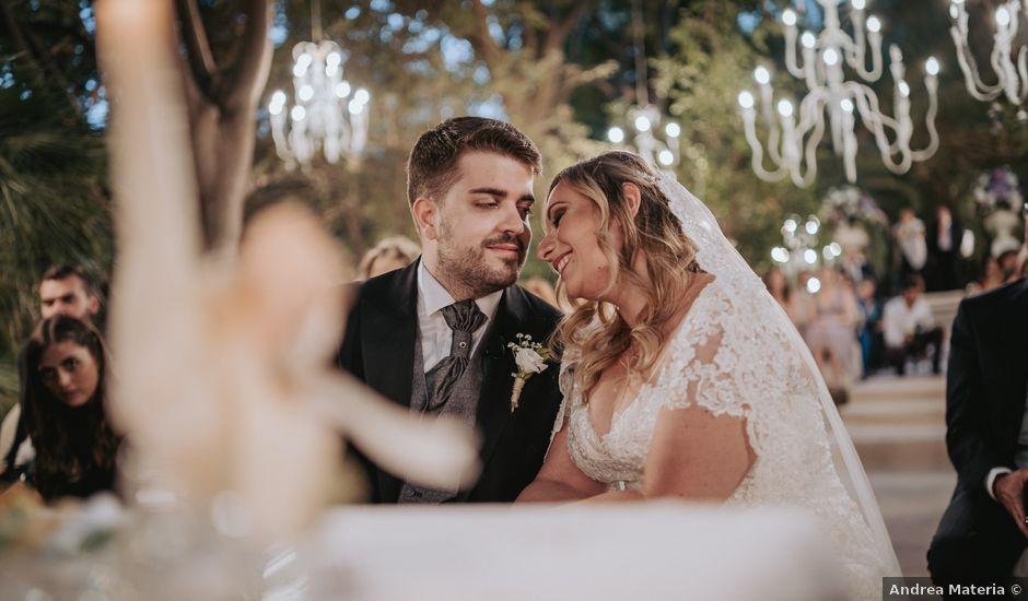 Il matrimonio di Alessandra e Giacomo a Lentini, Siracusa