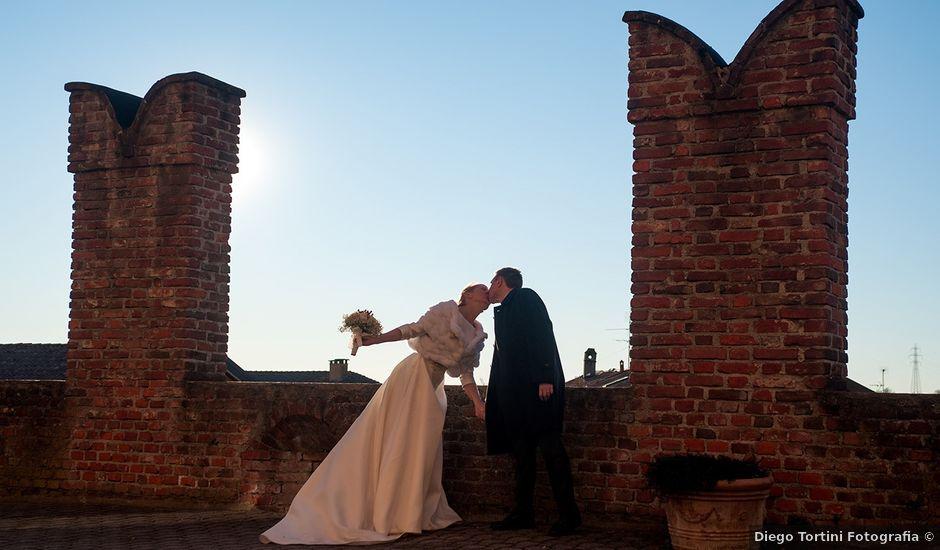 Il matrimonio di Filippo e Raffaella a Carimate, Como