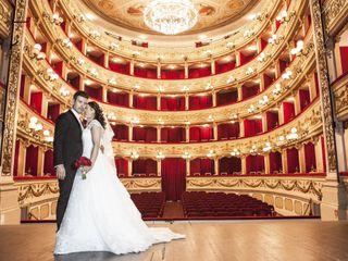 Le nozze di Rossella e Gerry