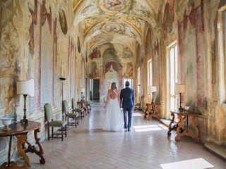 le nozze di Nadine e Michele 1