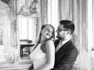 le nozze di Nadine e Michele 3