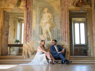 Le nozze di Nadine e Michele