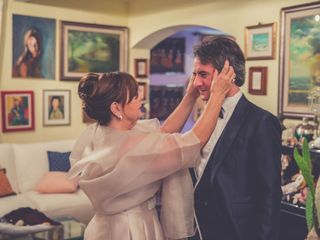 Le nozze di Guadalupe e Leonardo 1