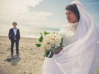 Le nozze di Guadalupe e Leonardo