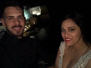 Le nozze di Salvatore e Antonella