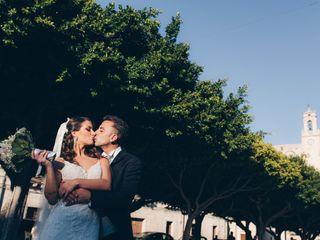 Le nozze di Veronica e Agostino 1