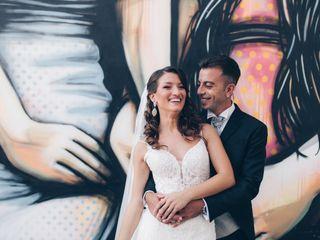 Le nozze di Veronica e Agostino