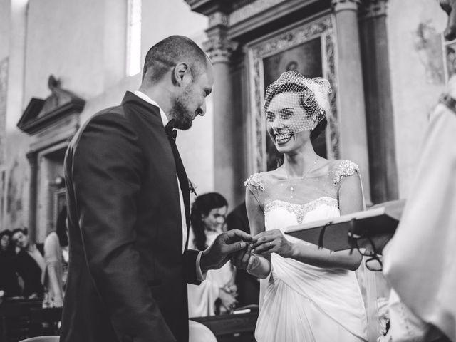 Il matrimonio di Gianni e Alba a Lucignano, Arezzo 15