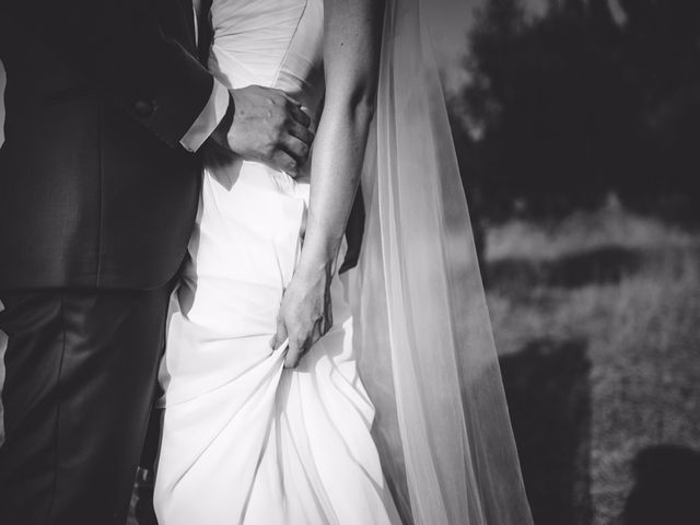 Il matrimonio di Gianni e Alba a Lucignano, Arezzo 23