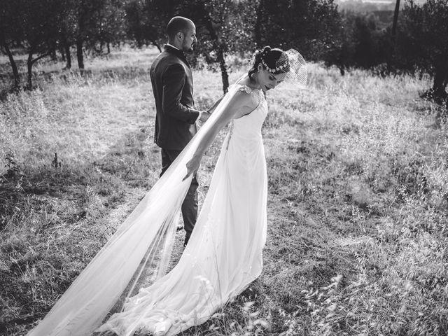 Il matrimonio di Gianni e Alba a Lucignano, Arezzo 24