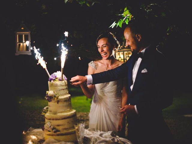 Il matrimonio di Gianni e Alba a Lucignano, Arezzo 35