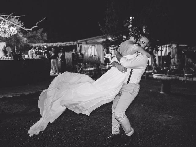 Il matrimonio di Gianni e Alba a Lucignano, Arezzo 37