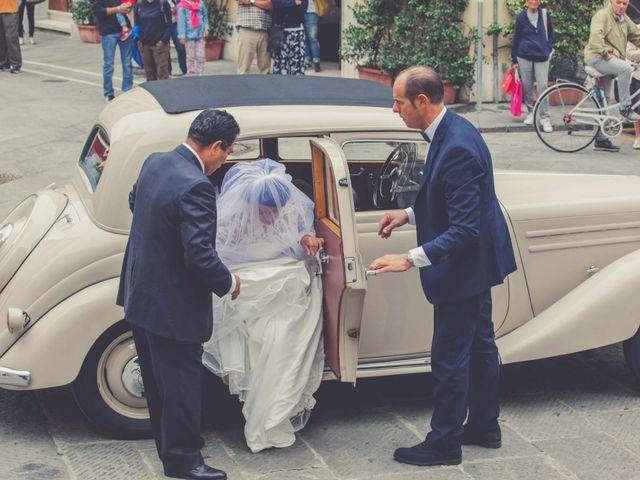 Il matrimonio di Leonardo e Guadalupe a Massa, Massa Carrara 16