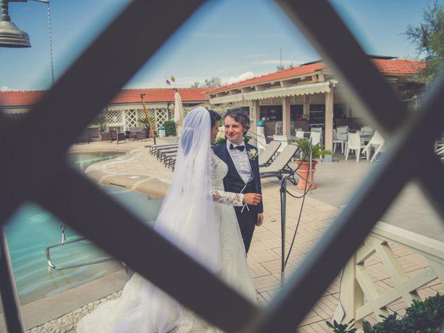 Il matrimonio di Leonardo e Guadalupe a Massa, Massa Carrara 29