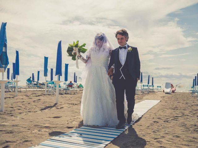 Il matrimonio di Leonardo e Guadalupe a Massa, Massa Carrara 1
