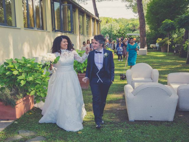 Il matrimonio di Leonardo e Guadalupe a Massa, Massa Carrara 32