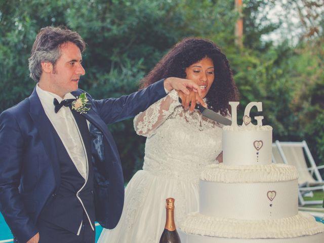 Il matrimonio di Leonardo e Guadalupe a Massa, Massa Carrara 40