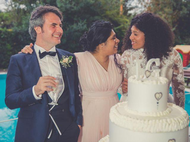 Il matrimonio di Leonardo e Guadalupe a Massa, Massa Carrara 41