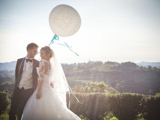 Le nozze di Alexa e Fabio