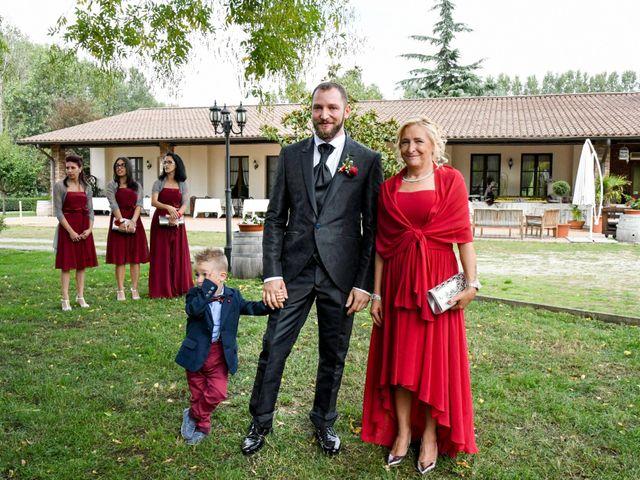 Il matrimonio di Ivan e Michela a Scaldasole, Pavia 16