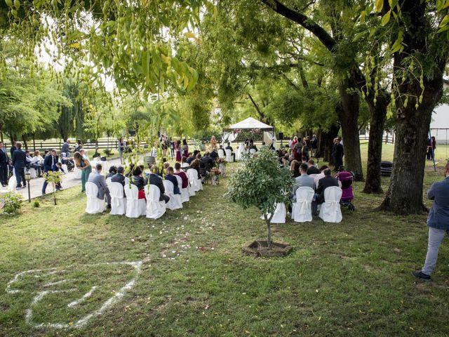 Il matrimonio di Ivan e Michela a Scaldasole, Pavia 17