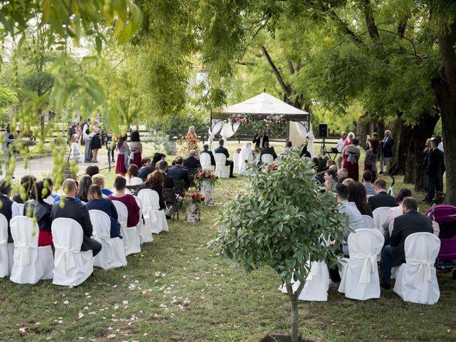 Il matrimonio di Ivan e Michela a Scaldasole, Pavia 18
