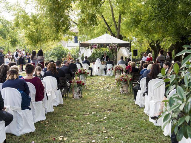 Il matrimonio di Ivan e Michela a Scaldasole, Pavia 19