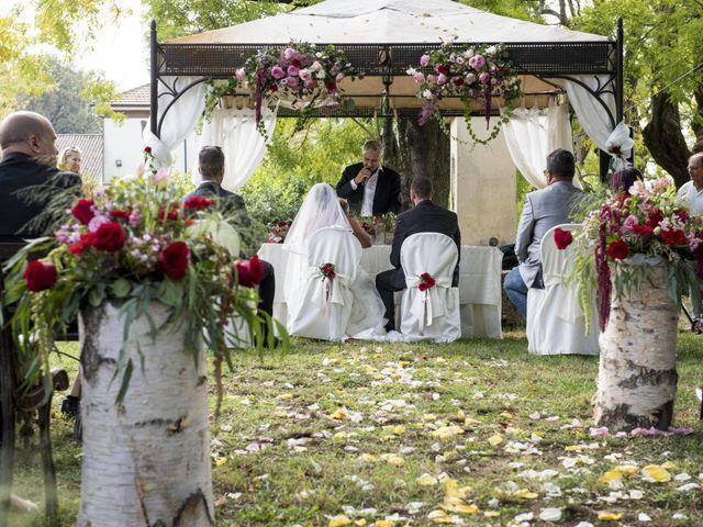 Il matrimonio di Ivan e Michela a Scaldasole, Pavia 22