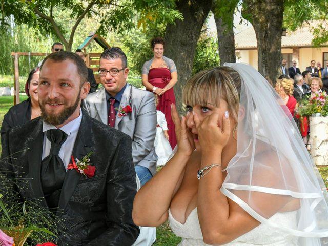 Il matrimonio di Ivan e Michela a Scaldasole, Pavia 24