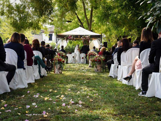 Il matrimonio di Ivan e Michela a Scaldasole, Pavia 25
