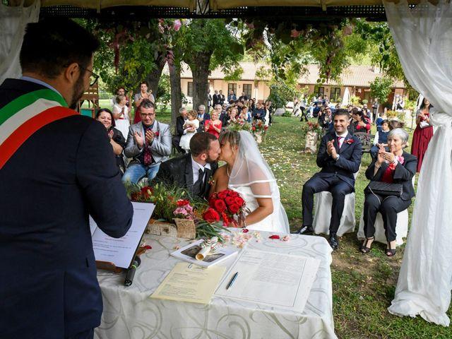 Il matrimonio di Ivan e Michela a Scaldasole, Pavia 26