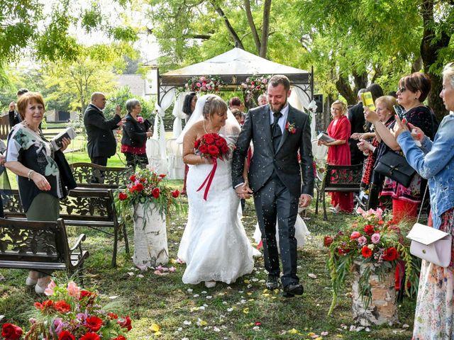 Il matrimonio di Ivan e Michela a Scaldasole, Pavia 27