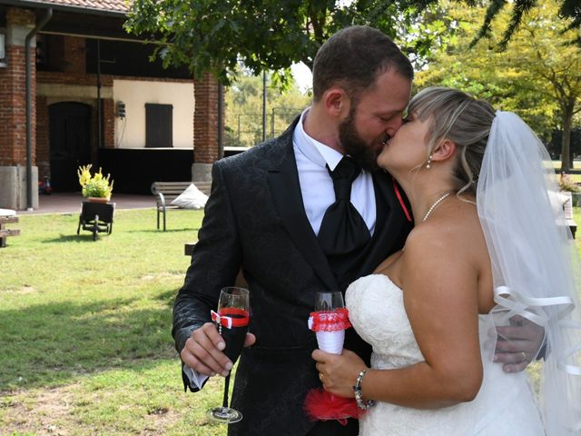 Il matrimonio di Ivan e Michela a Scaldasole, Pavia 28