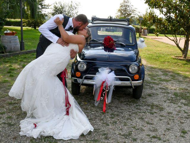 Il matrimonio di Ivan e Michela a Scaldasole, Pavia 34