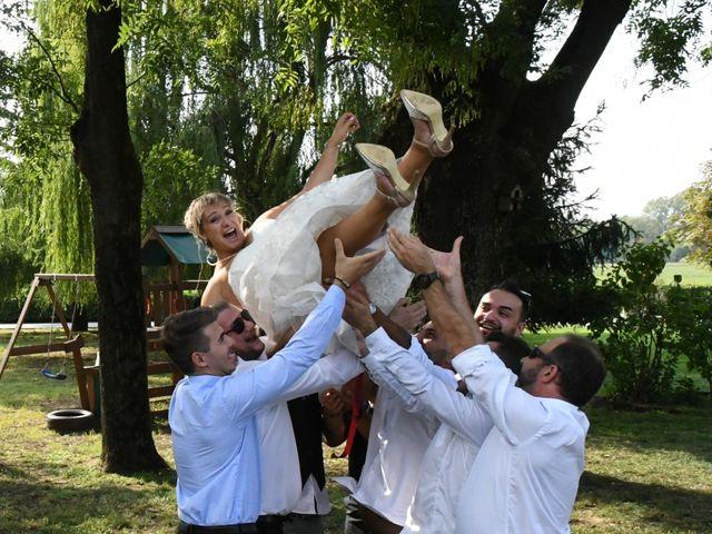 Il matrimonio di Ivan e Michela a Scaldasole, Pavia 40