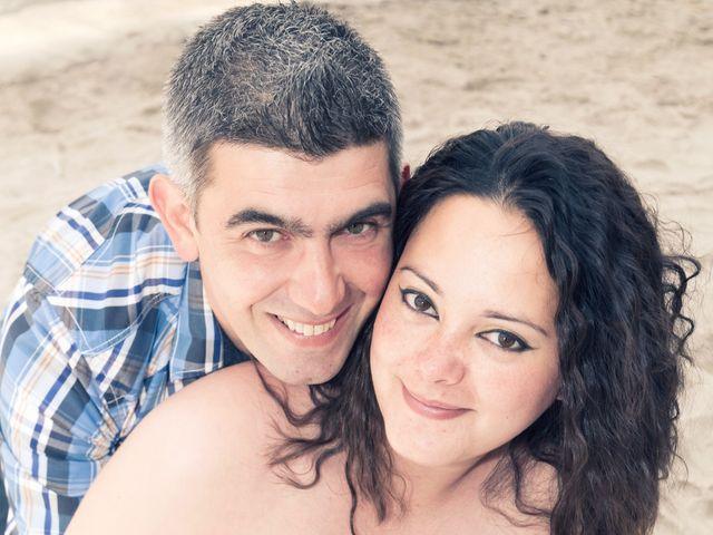 Il matrimonio di Albino e Greka a Villa San Pietro, Cagliari 6